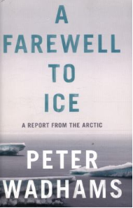 "Couverture du livre ""A Farewell to Ice""."