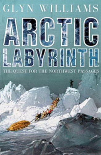 "Book cover ""Arctic Labyrinth"" (Williams, 2009)"