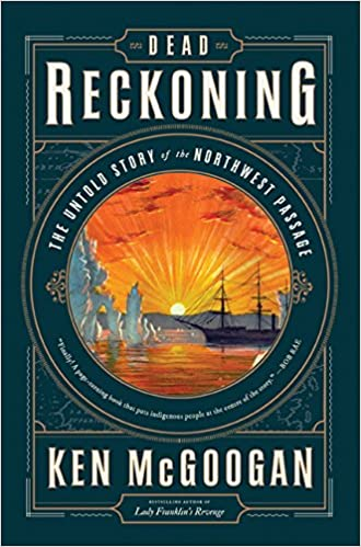 "Book cover ""Dead Reckoning""."