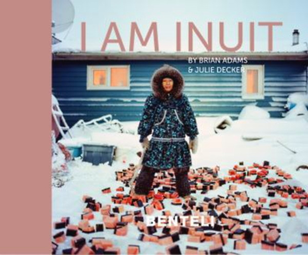 "Book cover of ""I am Inuit""."
